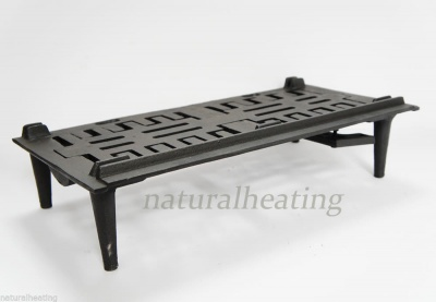 Replacement Cast Iron Grate - Victorianna / Kensington ST1050 - Natural Heating / Evergreen Stoves