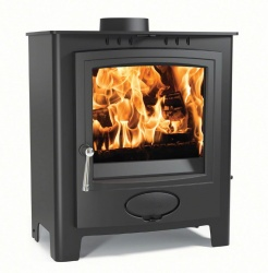 Aarrow Ecoburn Plus 9 Multi Fuel and Wood Burning Stove, 8.8kw nominal