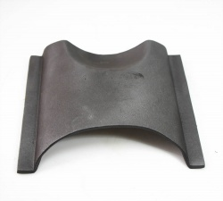 Replacement Cast Iron Shaped Baffle - Eltham / Baby Cottage / Evergreen ST0311 Stove Models
