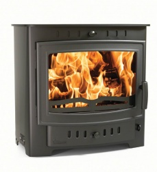 Villager Esprit 8 Solo - 8.4kw nominal Multi Fuel and Wood Burning Stove