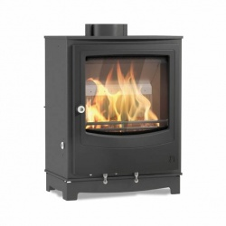 Arada Farringdon Small, Wood Burning Stove - 4.9kw Nominal - DEFRA Exempt