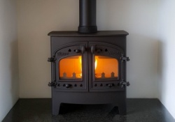 Villager Flatmate - 8.3kw nominal Wood Burning Stove ** SALE PRICE **