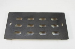 Replacement Cast Iron REAR Lining Panel for Fogo DELUXE ST246B-12 Stove