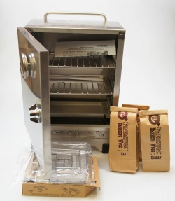 Bundle 3 : Thuros Tabletop Smoking Cabinet (brand new / unboxed) + ProQ CSG + Cold Smoking Dusts