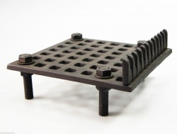 Universal Coal Grate Standard (Adjustable, Modular System) - 300 x 300mm max