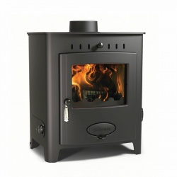 Aarrow Stratford Ecoboiler 12 HE - Wood Burning and Multi Fuel Boiler Stove - 12.1kw nominal to water