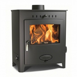 Aarrow Stratford Ecoboiler 16 HE - Wood Burning and Multi Fuel Boiler Stove - 13.6kw nominal to water