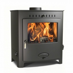 Aarrow Stratford Ecoboiler 25 HE - Wood Burning and Multi Fuel Boiler Stove - 22.5kw nominal to water