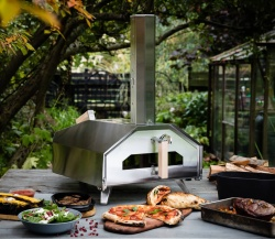 Uuni / Ooni PRO - Wood Fired Portable Pizza Oven (THE BIG ONE) - runs on pellets / wood / charcoal (gas option available)