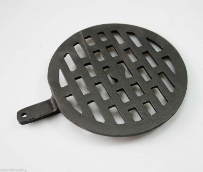 Replacement Coal Grate CENTRE ONLY for Trilby / Fedora / Butley / Lark / Poplar / Arch