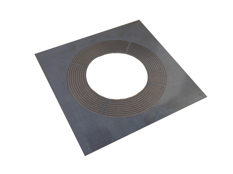 125mm Internal Diameter ICID Plus 3mm Thick Firestop (one piece)