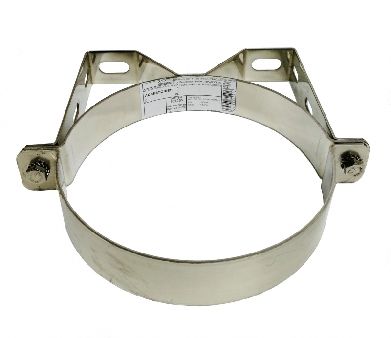 150mm Internal Diameter ICID Plus Structural Wall Band 50mm