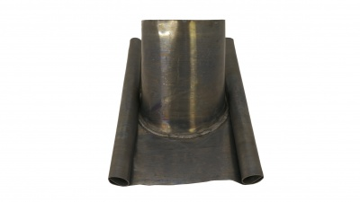 Lead Roof Flashing - 190mm Diameter (5'' ICID) - 30 Degree Roof Pitch