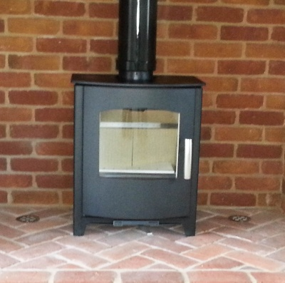 Mendip Churchill 5 SE CONVECTION MK4 Multi Fuel Stove - 5kw ECO DESIGN READY