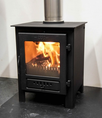 Esse 1 SE - 4.9kw WOOD BURNING Stove (Steel Body) DEFRA Approved