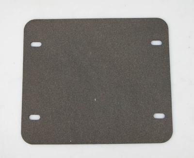 Gasket for Vitreous Enamel Flue - (for our 600mm  and LONGER pipes - 4 screw holes)