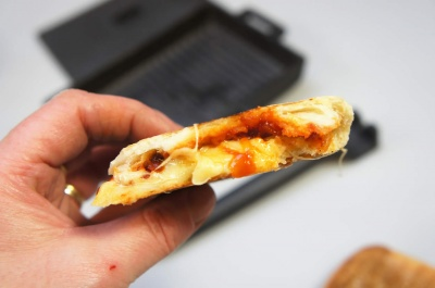 Cast Iron Potato Cooker (Std Size) and Panini Cooker Set for Wood Burning / Multi Fuel Stoves