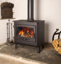 Dean Forge Croft Medium 11kw nominal Wood Burning Stove - SALE - NEW / UNUSED EX SHOP DISPLAY