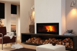 Vision 100 EA Stove (7 - 10kW)