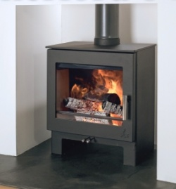Dean Forge Sherford 8 Eco Design 2022 8kw Wood Burning Stove