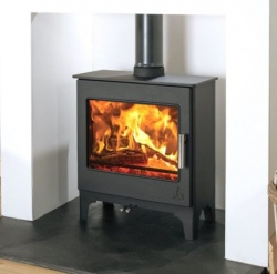 Dean Forge Woodbury 8 Eco Design 2022 8kw Wood Burning Stove