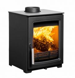 Parkray Aspect 4 - 4.9kw nominal, Wood Burning Stove DEFRA Approved