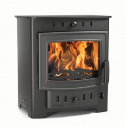 Villager Esprit 5 Solo - 4.9kw nominal Multi Fuel and Wood Burning Stove