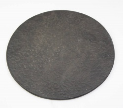 Replacement  / Accessory Cast Iron Wood Burning Disc - for Nuri (Single Sided), Classic Arch