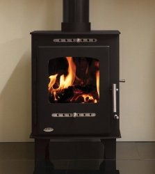 Sperrin SP5 5kw nominal (8kw max) Multi Fuel and Wood Burning Stove - SALE