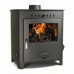 Aarrow Stratford Ecoboiler 20 HE - Wood Burning and Multi Fuel Boiler Stove - 18kw nominal to water