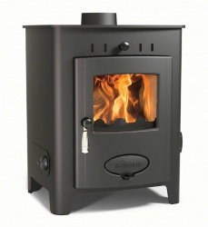 Aarrow Stratford Ecoboiler 9 HE - Wood Burning and Multi Fuel Boiler Stove - 9kw nominal to water
