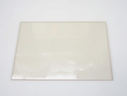 Replacement Stove Glass - fits Trilby / Fedora / Butley / Lark Cast Iron Stoves ST0406G - 260 x 190mm