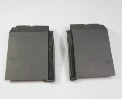 Replacement Left and Right Hand Side Side Baffle Wings for Windsor Cast Iron stove