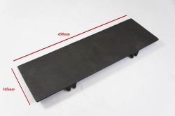 Replacement Cast Iron Baffle Plate - ONLY FITS OLDER Windsor / Christchurch ST244 Stoves