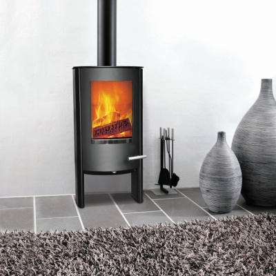 Termatech TT20 Streamline 5kw nomimal Wood Burning Stove DEFRA, Eco Design 2022